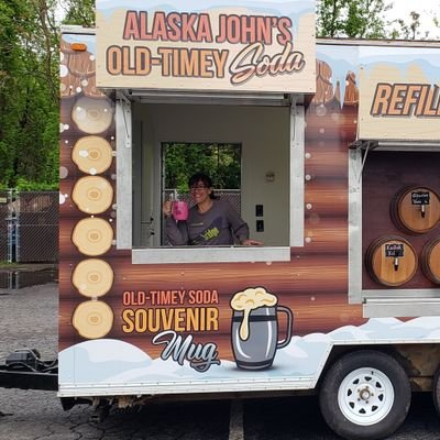 Alaska John's Old-Timey Soda