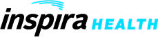 Inspira Health Logo_Horizontal Treatment_Black and Process Blue C
