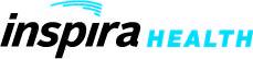 Inspira Health Logo_Horizontal Treatment_Black and Process Blue C
