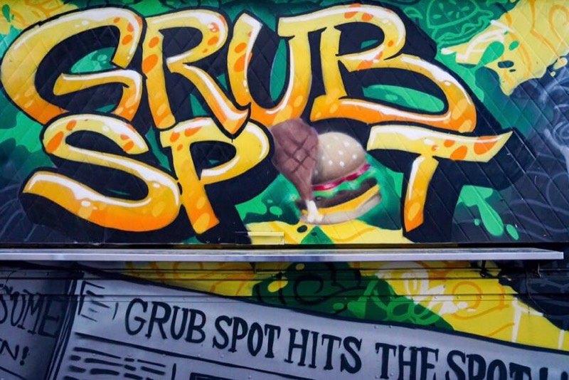 Grub Spot 1